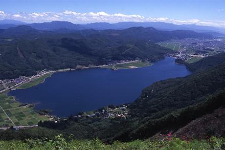 仁科三湖の自然と文化