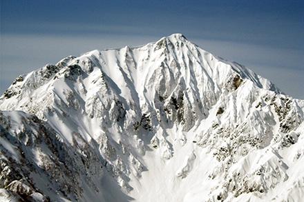 後立山連峰周辺の登山史に関する資料調査